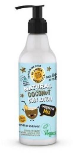 Planeta Organica Skin Super Good balsam do ciała Kokos 250ml 52497-uniw