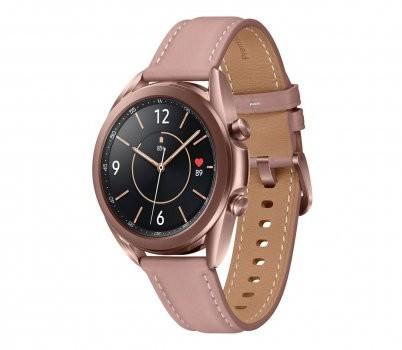 Samsung Galaxy Watch 3 R850 41mm Brązowy