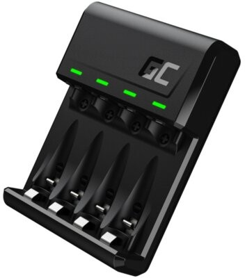 Green Cell Green Cell Vital Charger do AA/AAA
