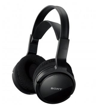 Słuchawki bezprzewodowe do TV dla seniora Sony