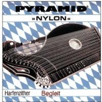 Pyramid 663401) struna do cytry Nylon Cytra o rezonansie harfowym/powietrznym Es 1