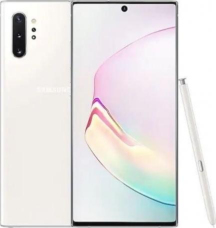 Samsung Galaxy Note 10+ 512GB Dual Sim Biały