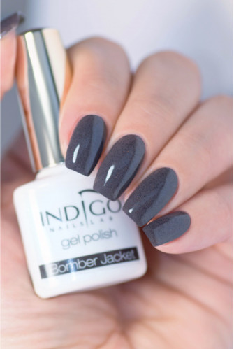 Indigo Indigo Bomber Jacket Gel Polish 7ml INDI257