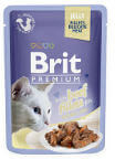 Brit Premium Kot Premium with Beef Fillets for Adult Cats JELLY 85g
