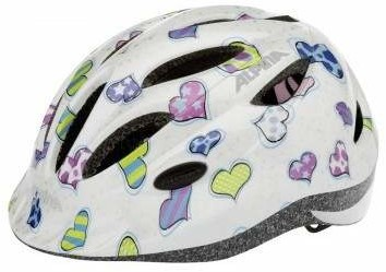 Alpina Dziecięcy kask rowerowy GAMMA 2.0 rozmiar 51-56 kolor biały