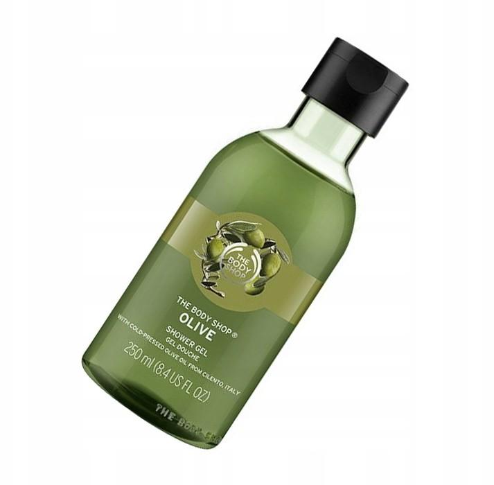 The Body Shop Olive Żel Pod Prysznic 250ML