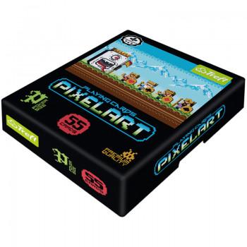 Trefl Karty - PixelArt