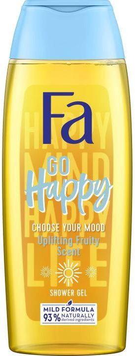 Fa Go Happy Shower Gel żel pod prysznic Owocowy 400ml 97447-uniw