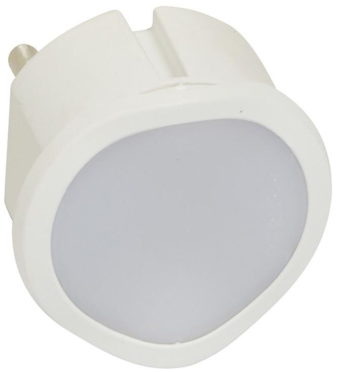 Legrand 50676 - LED Lampa nocna ściemnialna do gniazday LED/0,06W/230V biały