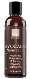 AVEBIO Avebio, Simple Classic, olej awokado, 50 ml