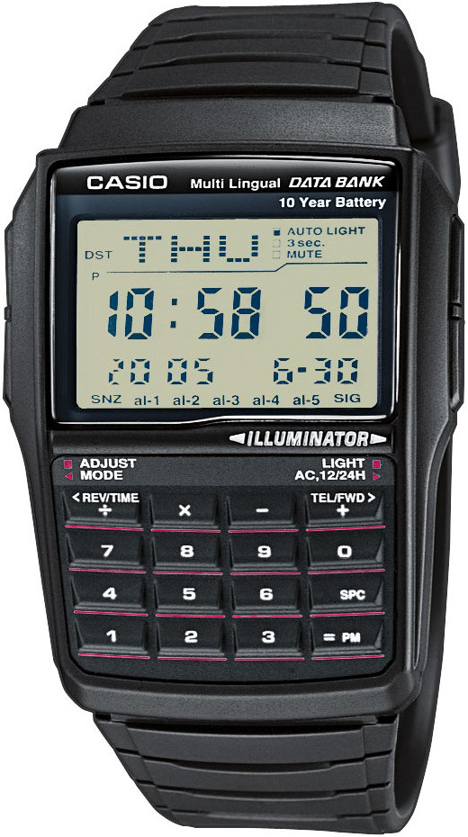 top Casio Databank DBC-32-1AEF