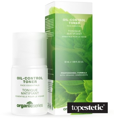 Organic Series Oil Control Toner Tonik odtłuszczający 50ml