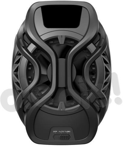 Baseus Gamo GA06 wiatrak wentylator chłodzenie do telefonu do gier dla graczy czarny (GMGA06-01) - Czarny