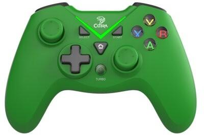 COBRA QSP303 Zielony