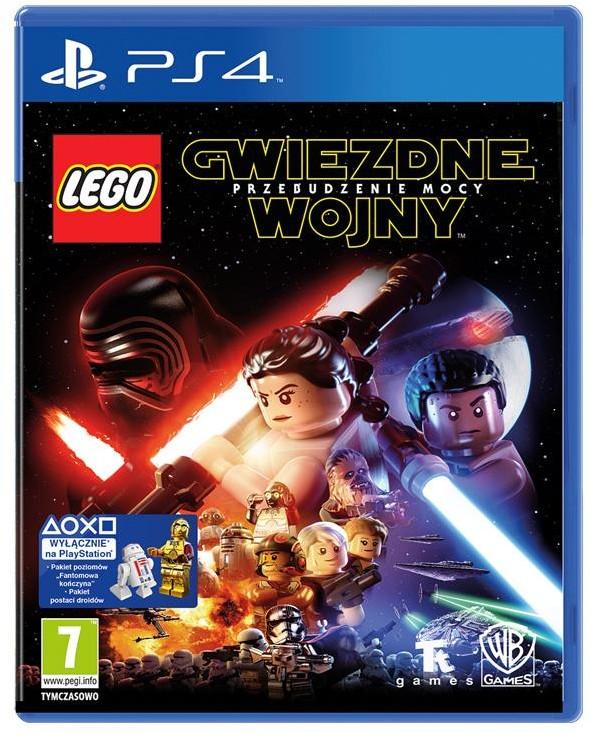 LEGO Star Wars: Przebudzenie Mocy (GRA PS4)