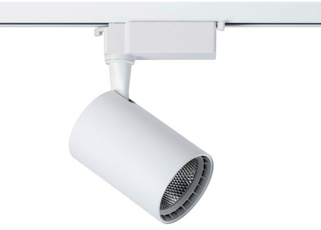 DPM SOLID Reflektor szynowy LED 10 W 820 lm barwa zimna biały STR-10W-W