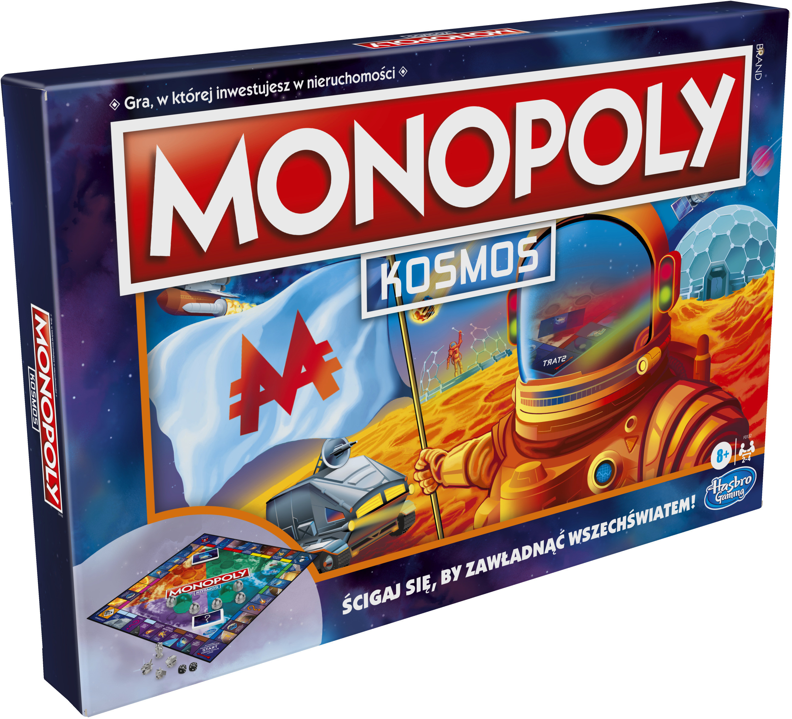 Monopoly Space Race