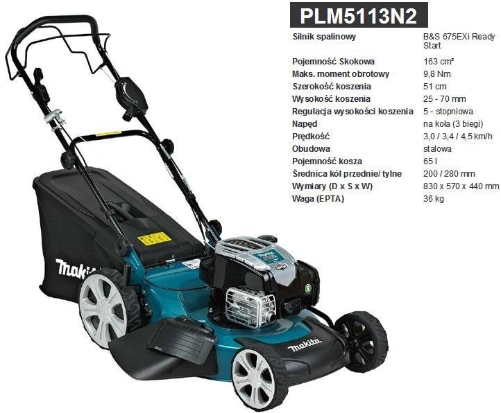 Makita PLM5113N2 PLM5113N2