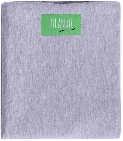 Anodo Lulando, Chusta elastyczna do noszenia dziecka, Jasnoszara