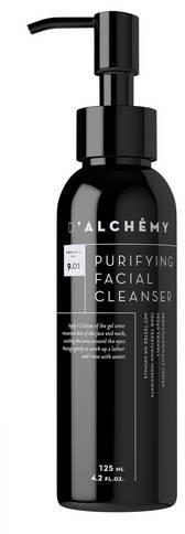 D'ALCHEMY Purifying facial cleanser NK01 - Oczyszczający żel do mycia twarzy