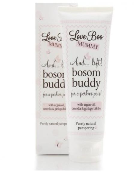 Love Boo Naturalny Balsam Ujędrniający Piersi dla Mam, 125ml 5060170490426
