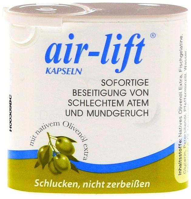 Pastylki odświeżające oddech Airlift Good Breath Konferencyjne pastylki odświeżające Airlift