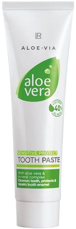 Lr health & beauty Aloe Vera Ochronna pasta do zębów z fluorem 100 ml