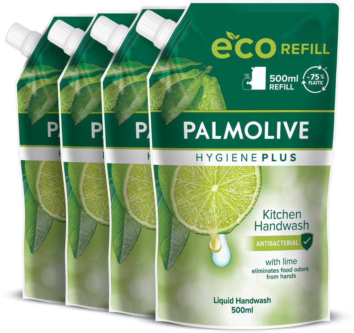 Palmolive mydło w płynie do kuchni Zapas 4x 500 ml