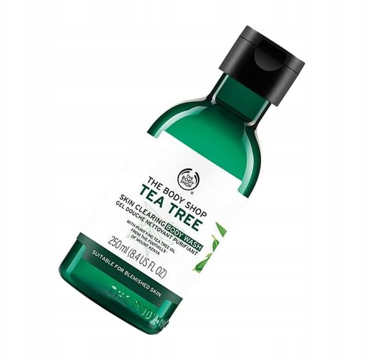 The Body Shop Tea Tree Żel Pod Prysznic 250ML