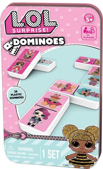 Spin Master L.O.L Surprise Domino puszka