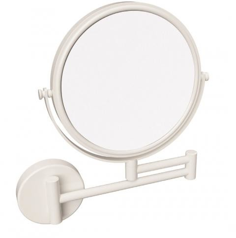 Bemeta WHITE Lusterko kosmetyczne białe 190 112201514 112201514