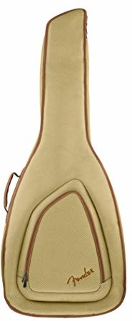 Fender Gig Bag na gitarę akustyczną w stylu dreadnought - FAT-610 - Tweed, 991532255 991532255