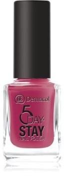 Dermacol 5 Day Stay lakier do paznokci o dużej trwałości odcień 38 Cherry Blossom 11 ml