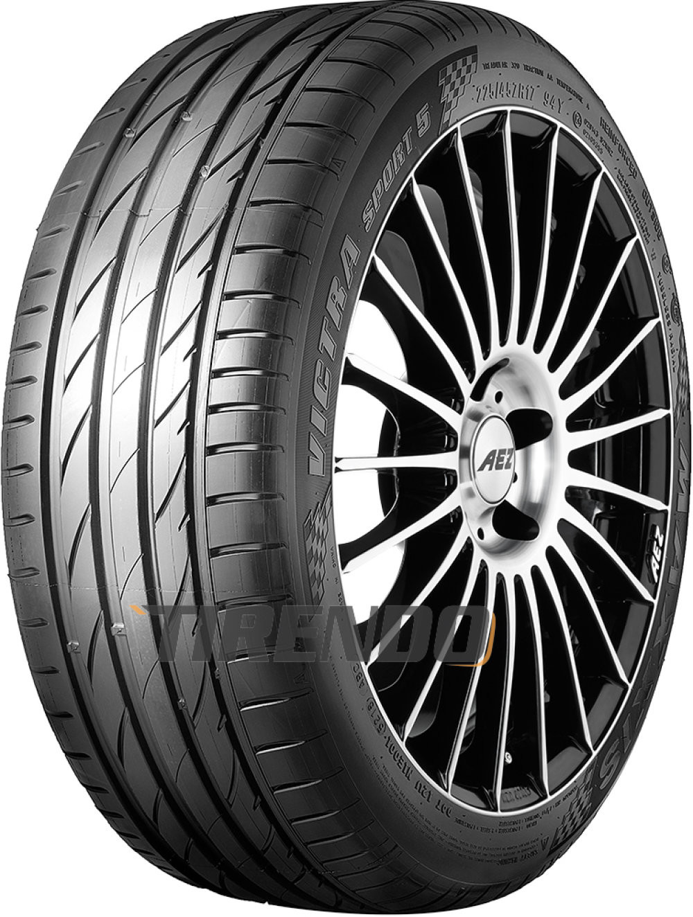 Maxxis Victra Sport 5  235/60R18 107W