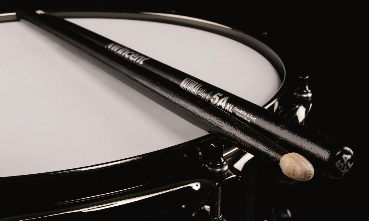 Wincent 5AXLCB pałki perkusyjne hikorowe czarne