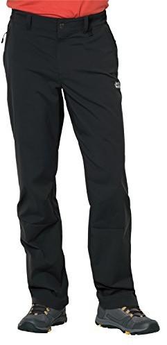 Jack Wolfskin męska Activate Light spodnie Softshell, szary, 46 1503772-6350046