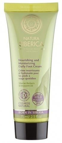 Siberica PROFESSIONAL Nourishing&Moisturizing Daily Foot Cream odżywczo-nawilżający krem do stóp 75ml 49969-uniw