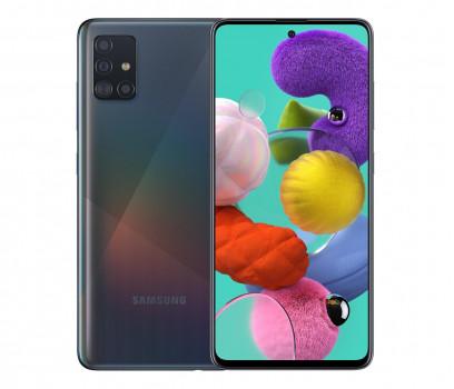 Samsung Galaxy A51 128GB Dual Sim Czarny
