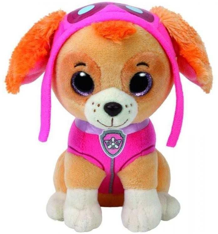Ty Inc. Beanie Babies Psi patrol Skye 15cm - wysyłka w 24h !!!