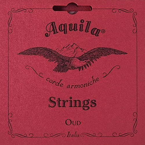 Aquila AQ o NN String, Arabic Tuning, light Tension 13O New Nylgut oud zestaw (11) AQ O NN 13O