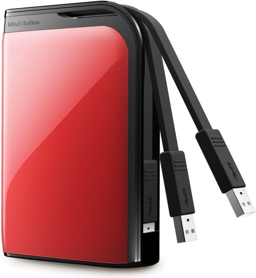 Buffalo MiniStation Extreme 1TB HD-PZF1.0U3R-EU