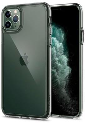 Spigen Etui Ultra Hybrid do Apple iPhone 11 Pro Przezroczysty