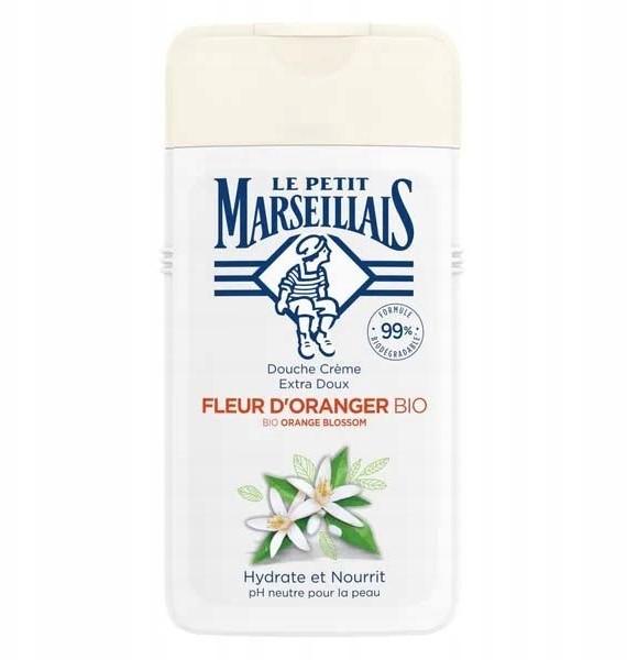 Le Petit Marseillais żel pod prysznic bio 250 ml