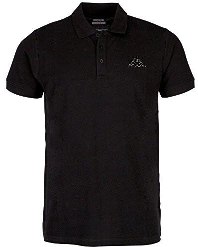 Kappa Peleot koszulka polo, czarny, XXL 303173