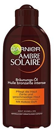 Garnier Ambre Solaire delial głębokości braeunungsoel brązowy, 200 ML C02258
