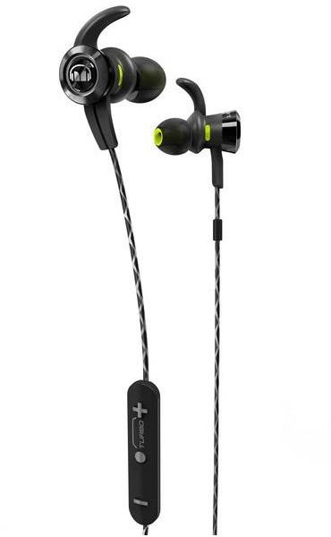 Monster iSport Victory BT czarne