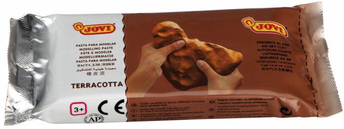 Jovi Jovi, pasta modelarska, terrakota, 250 g