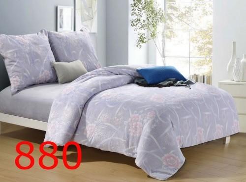 Cotton World Pościel Polar-miś Delikatne kwiaty 220x200 SHL 308-880