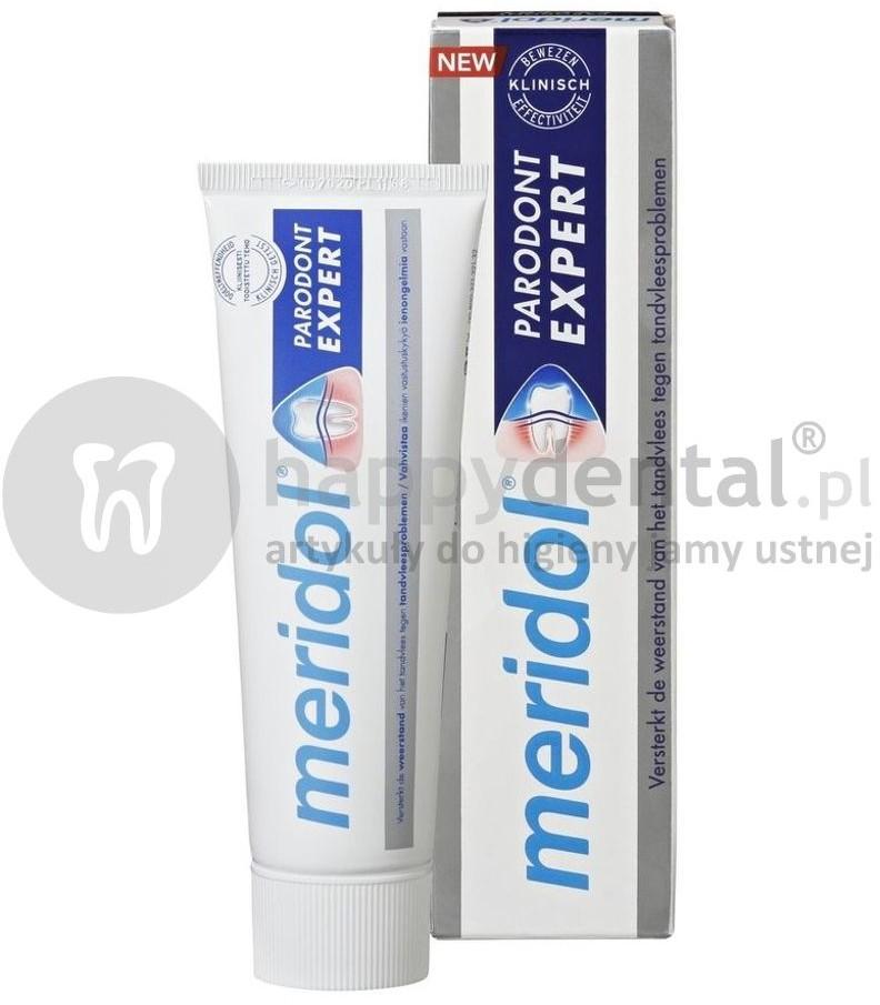 Colgate MERIDOL Parodont Expert 75ml pasta do zębów wzmacniająca odporność dziąseł