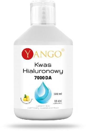 Yango Yango Kwas hialuronowy 7000 DA 500 ml 1139081
